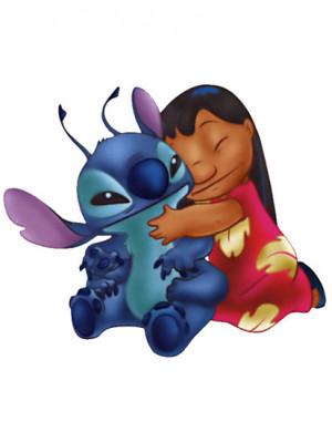Cute Lilo And Stitch...