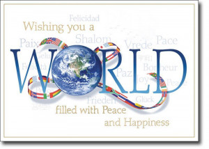 quotes about peace love and