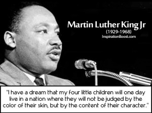 martin luther king jr quote on content of character in Time Sports and ...