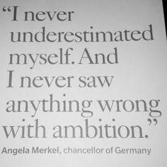 Angela Merkel Quotes