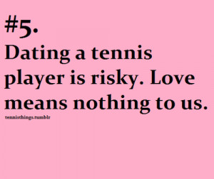 Tennis things