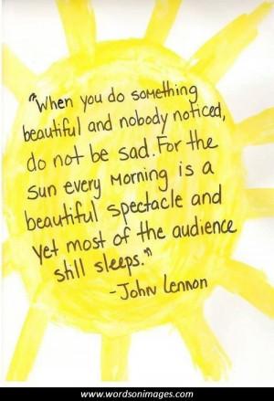 Motivational quotes john lennon