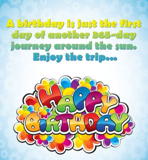 quotes quotes on birthday quotes about birthday quotes for a birthday ...