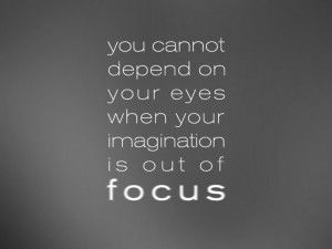 Famous Quotes with Images about Staying Focused Focus on your Goals ...
