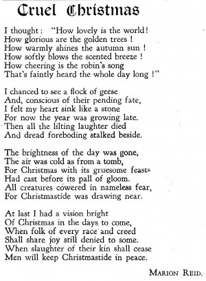 Poems Christian Christmas...