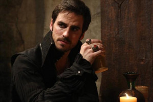 Captain Hook Once Upon a Time
