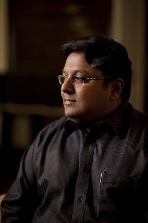 Ashwin Sanghi is counted among India's highest-selling English ...