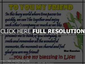 all my heart lovely friendship quotes photo computer quotes quotes ...