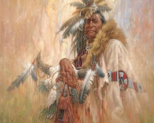 Native American Symbolic Circles