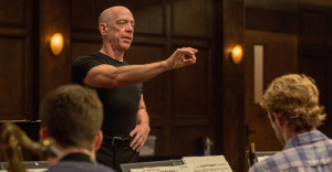 ... Simmons reunites with Whiplash director Damien Chazelle for La La Land