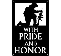 Military Sign - Soldier
