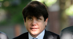 rod blagojevich cartoon. Rod Blagojevich was defiant