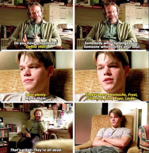 Good Will Hunting Quotes Will Good will hunting