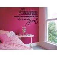 good Cheerleader quote