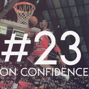 michael jordan on confidence