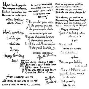 FLONZ-happy-birthday-poem-greeting-vintage-verses-sentenc-clear-stamps ...