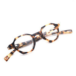 Tortoishell Facet Reading Glasses