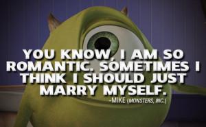 romantic disney picture quote