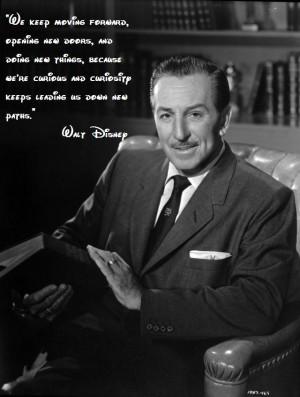15 de Dezembro de 1966 - Walt Disney, o criador fábrica de sonhos