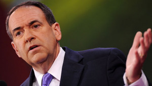 Mike Huckabee: The Fear and Loathing of a Huckster