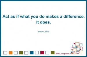 Make A Difference | PR Inspiration | BRG Living