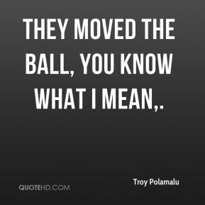 Troy Polamalu Top Quotes