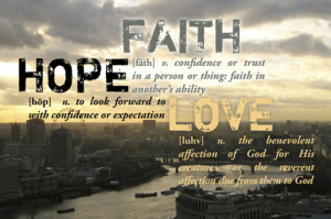 Short Bible Verses About Faith