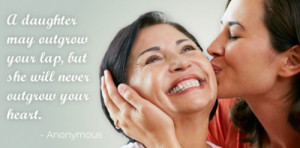 Quotes About Mother-Daughter Bond