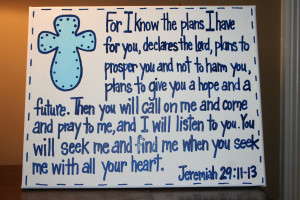 Bible Quotes For Baptism Cards