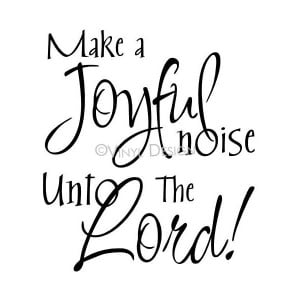 Make a Joyful Noise Unto The Lord! - Music - VRD-HB003 [VRD-HB003] - $ ...