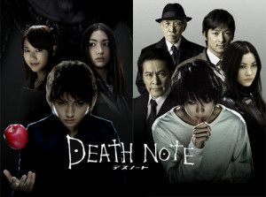 Death Note and Death Note Two