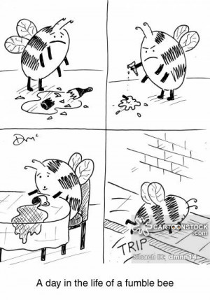 bumble bee cartoons, bumble bee cartoon, funny, bumble bee picture ...