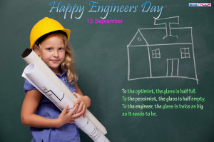 Engineers Day SMS, Funny Engineers Day 2013 Quotes & Wishes