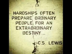 Enduring Hardships Quotes