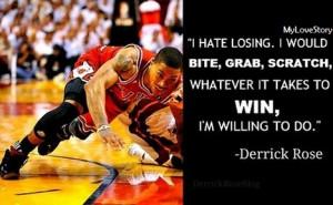 Basketball Quotes Derrick Rose Asiasmile Inspirational