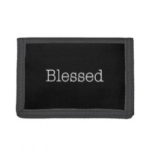 Blessed Quotes Inspirational Faith Quote Blessing Wallets