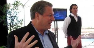 Image: Al Gore (Wikimedia Commons).