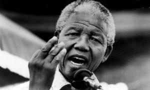Nelson Mandela Was Never In Prison: