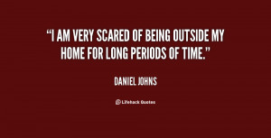 Quotes About Being Scared Preview quote