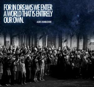 Dumbledore's quotes - harry-potter Fan Art