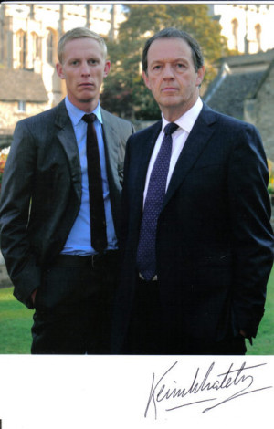 Kevin Whately Inspector...