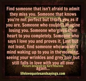 Find someone ..