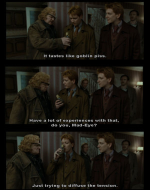 Fred and George Weasley DH