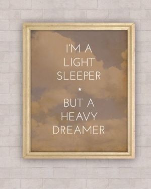 heavy dreamer!Dreams Big, Heavy Dreamer, Quote, Night Night, Sweets ...