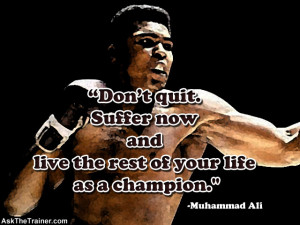 Motivational Quotes Muhammad Ali - Inspirational, Fitness, Famous ...
