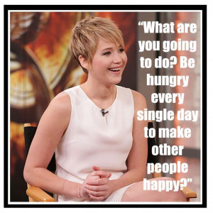 jennifer lawrence quote