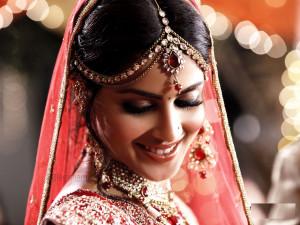 Genelia D'Souza bridal look high definition wallpapers 1080p free ...