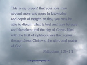 Bible Scripture On Purity