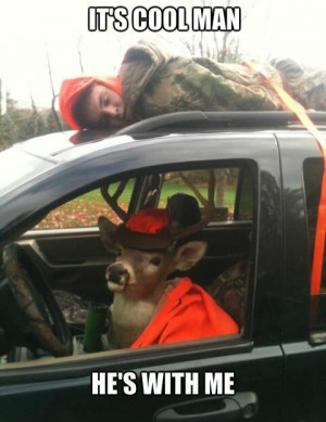 Funny Deer Hunting Sayings A little funny for your day