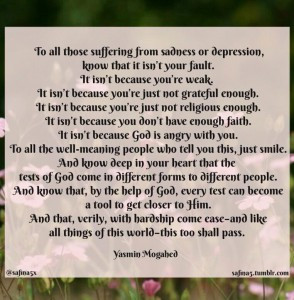 Understanding Depression & Suicide for Mental Illness Awareness Week